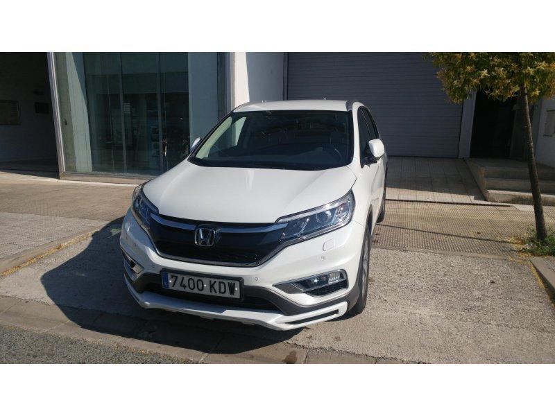 Honda Coches CR-V 1.6 i-DTEC 88kW (120CV) 4x2 Lifest Plus Lifestyle Plus