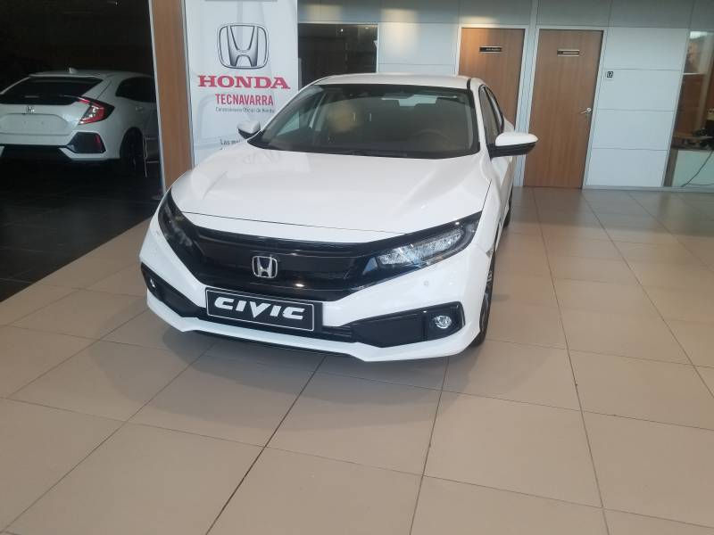 Honda Civic 1.5 TURBO MANUAL182CV Elegance Navi