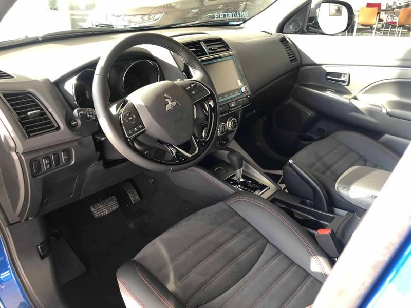 Mitsubishi ASX 200 MPI CVT Kaiteki