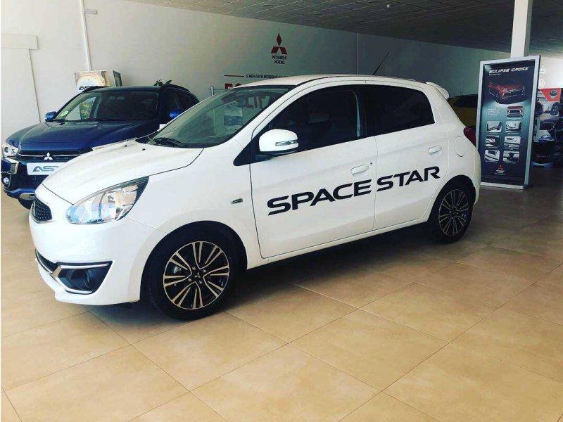 Mitsubishi Space Star 120 MPI Kaiteki
