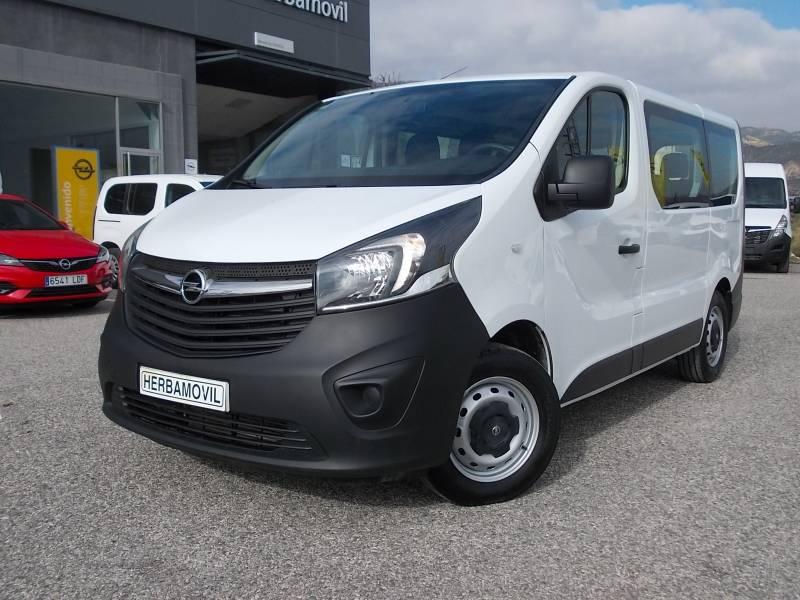 Opel Vivaro 1.6 CDTI S/S 125 CV L1 2.9t Combi 9 Selective