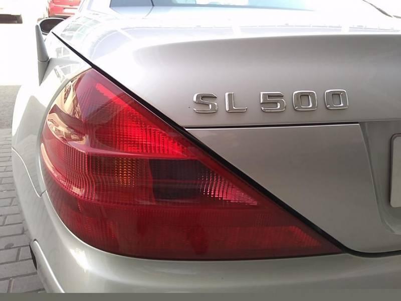 Mercedes-Benz Clase SL SL 500 AUTO -