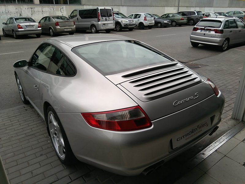 Porsche 911 Coupé (997) Carrera S