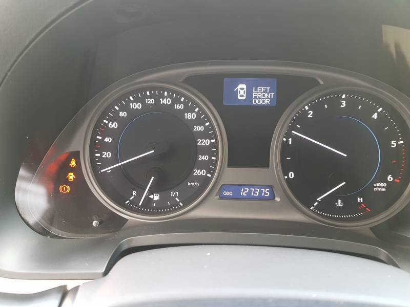 Lexus IS220d Multimedia Premium
