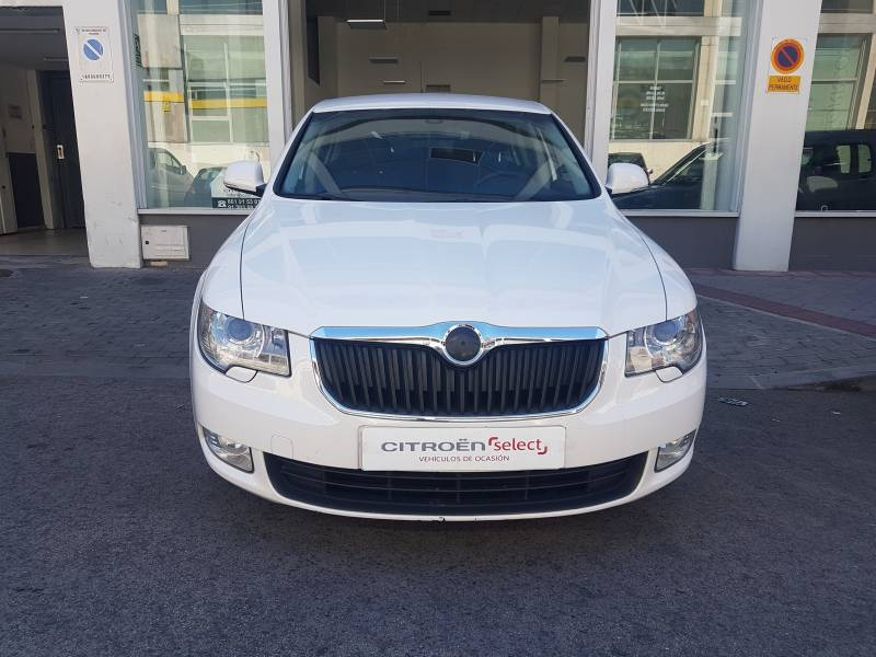 Skoda SuperB 1.9 TDI Ambition