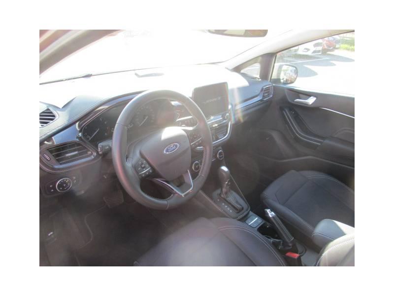 Ford Fiesta 1.0 EcoBoost 74kW   S/S Aut 5p Vignale