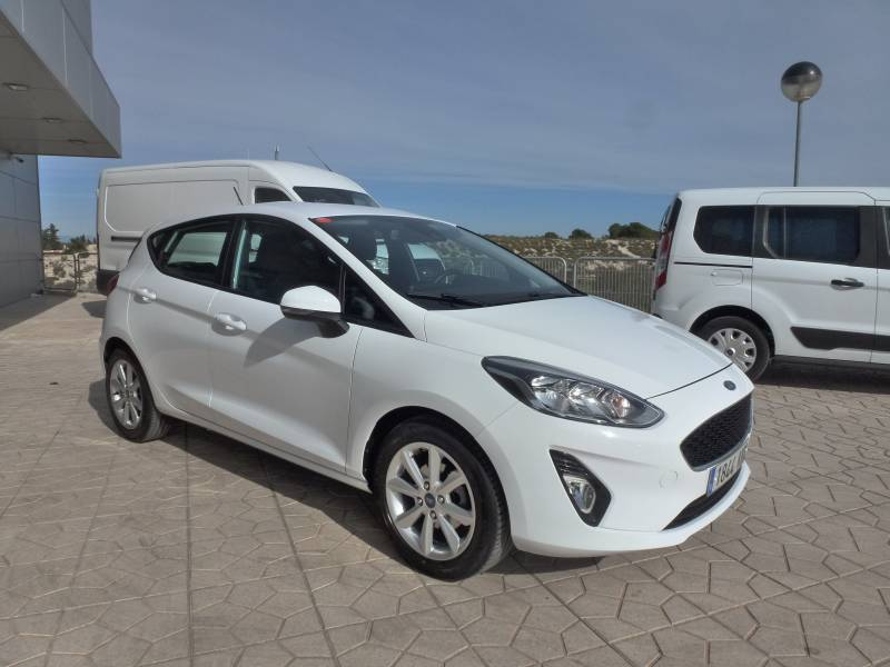 Ford Fiesta 1.1 Ti-VCT 63kW   5p Trend+