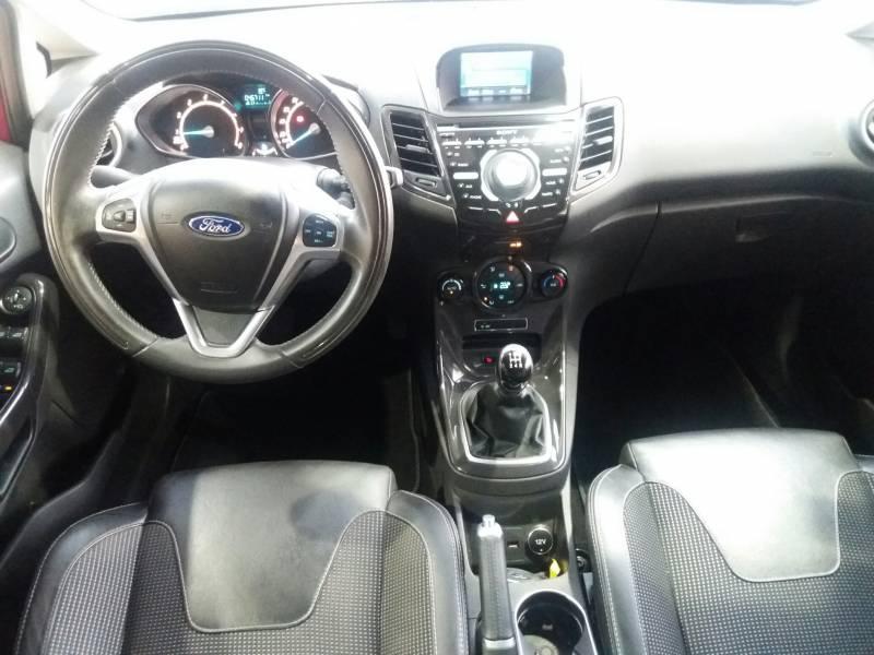 Ford Fiesta 1.0 EcoBoost Auto-St-St 125cv Tit. X 5p Titanium X