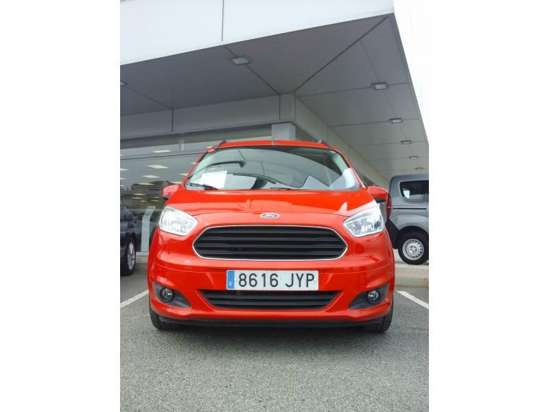 Ford Tourneo Courier 1.0 EcoBoost 74kW (100CV) Titanium
