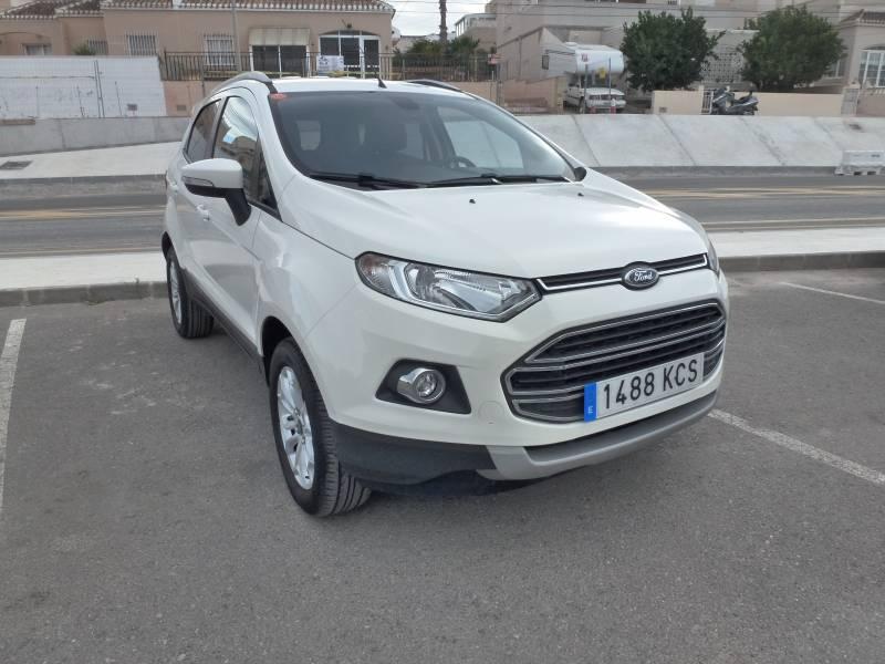 Ford EcoSport 1.0 EcoBoost 92kW (125CV) Titanium