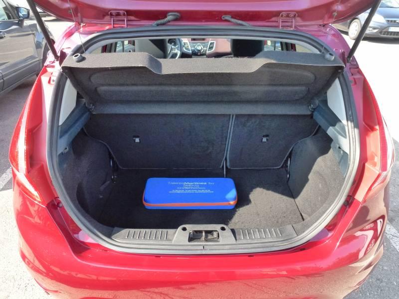 Ford Fiesta 1.4   Auto Titanium