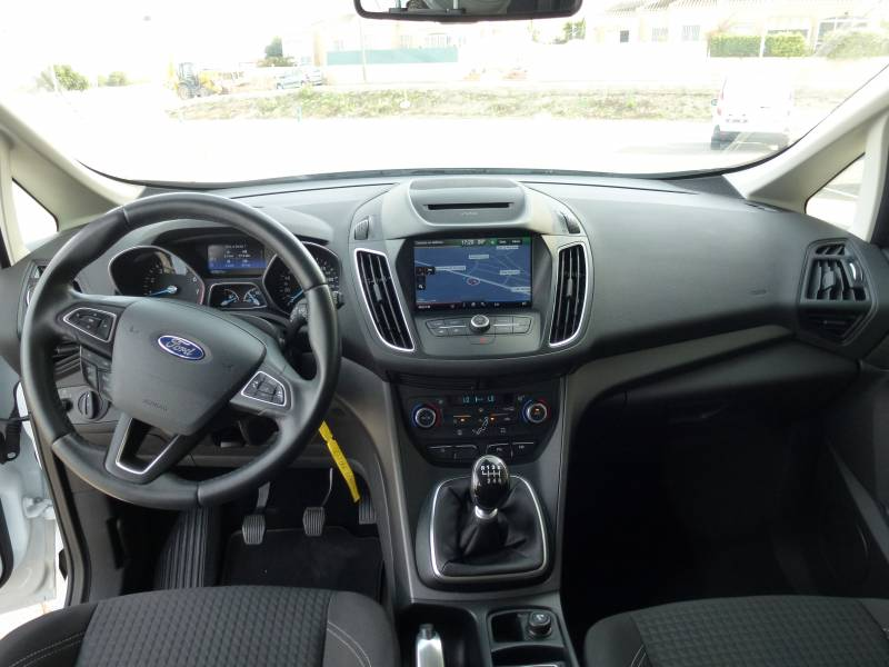 Ford C-Max 1.0 EcoBoost 125CV Trend+