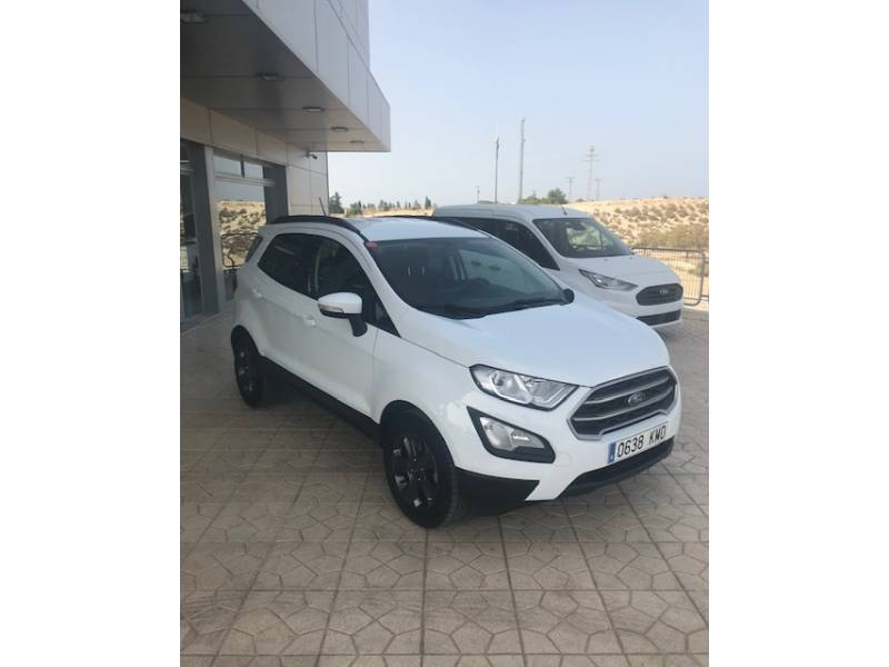 Ford EcoSport 1.0T EcoBoost 73kW (100CV) S&S Trend+