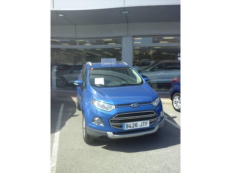 Ford EcoSport 1.0 EcoBoost 140cv Titanium