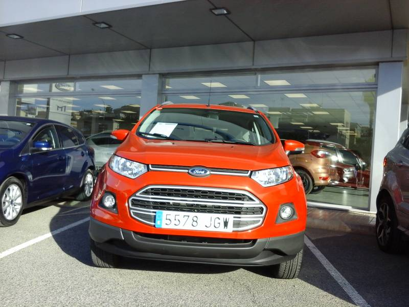 Ford EcoSport 1.5 Ti-VCT 110cv Trend