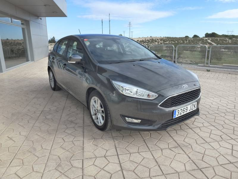 Ford Focus 1.6 TI-VCT 125cv PowerShift Trend+