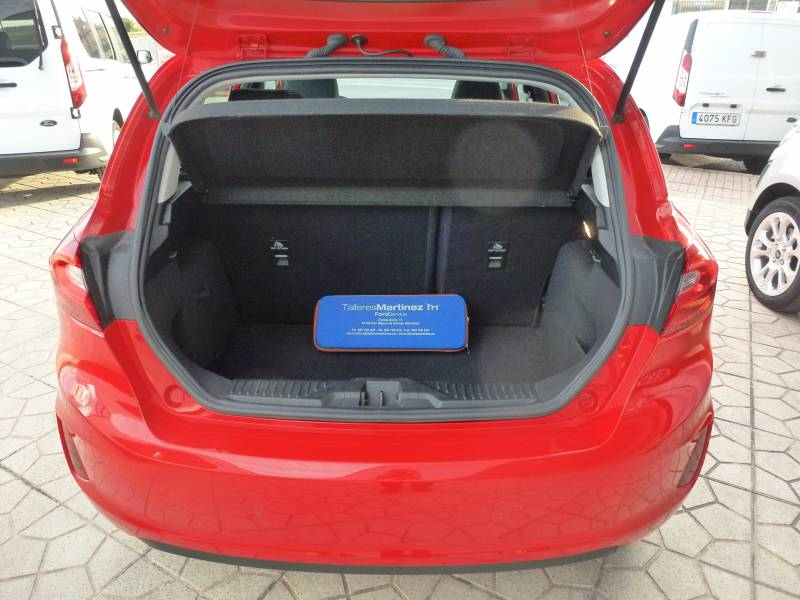 Ford Fiesta 1.0 EcoBoost S/S Titanium 100 Titanium