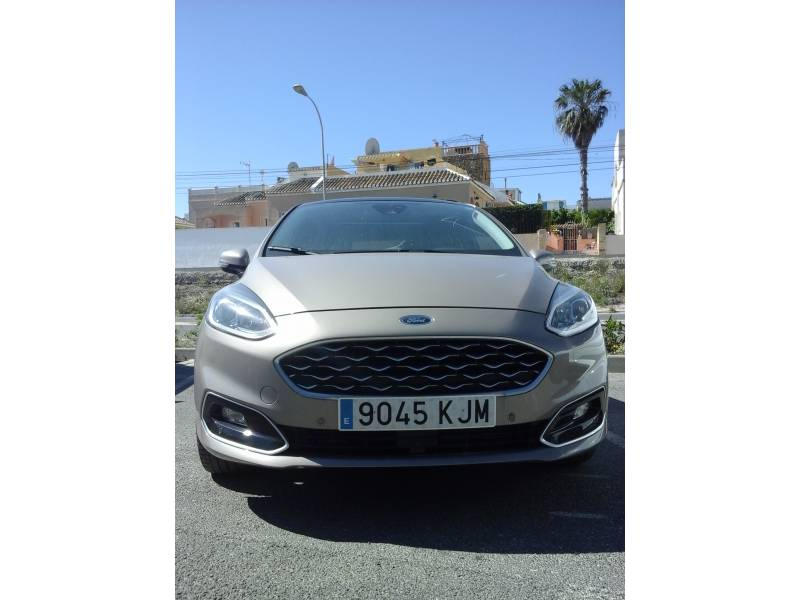 Ford Fiesta 1.0 EcoBoost 74kW   S/S Aut 5p Vignale
