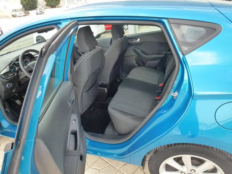 Ford Fiesta 1.0 EcoBoost 74kW   S/S 5p Trend+