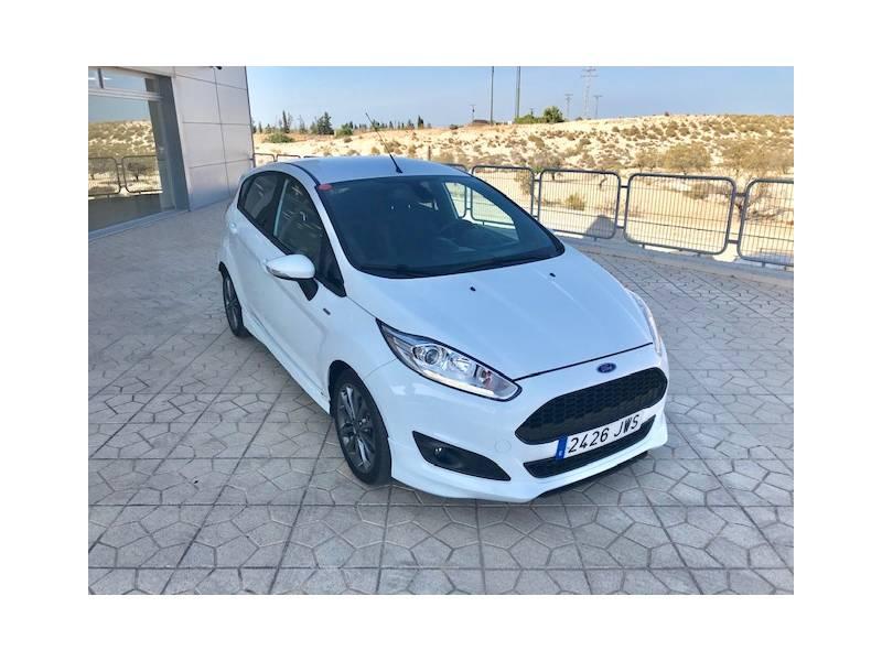 Ford Fiesta 1.0 EcoBoost 100cv   5p ST Line ST-Line