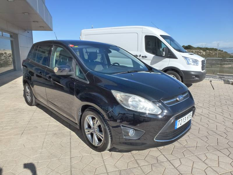 Ford Grand C-Max 1.0 EcoBoost 125 Auto Start-Stop Edition