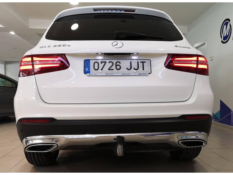 Mercedes-Benz Clase GLC GLC 220 d 4MATIC