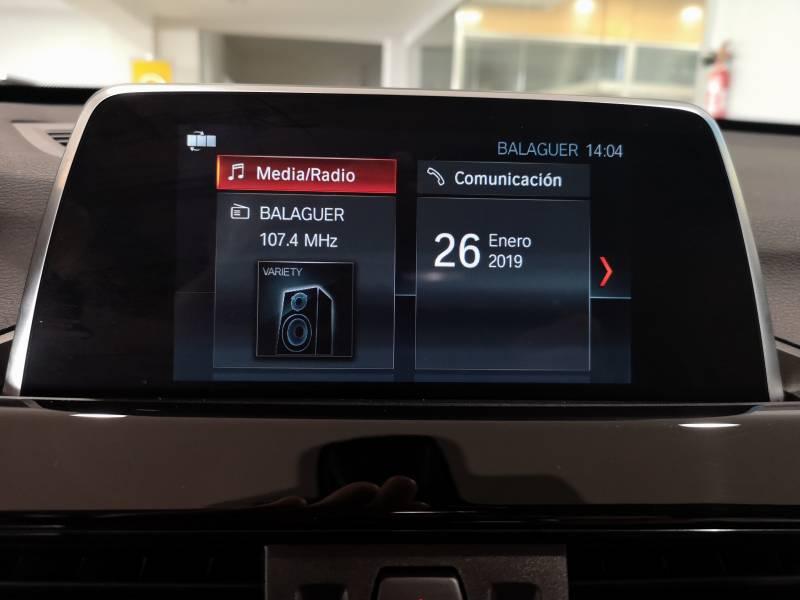 BMW X1 sDrive18iA -