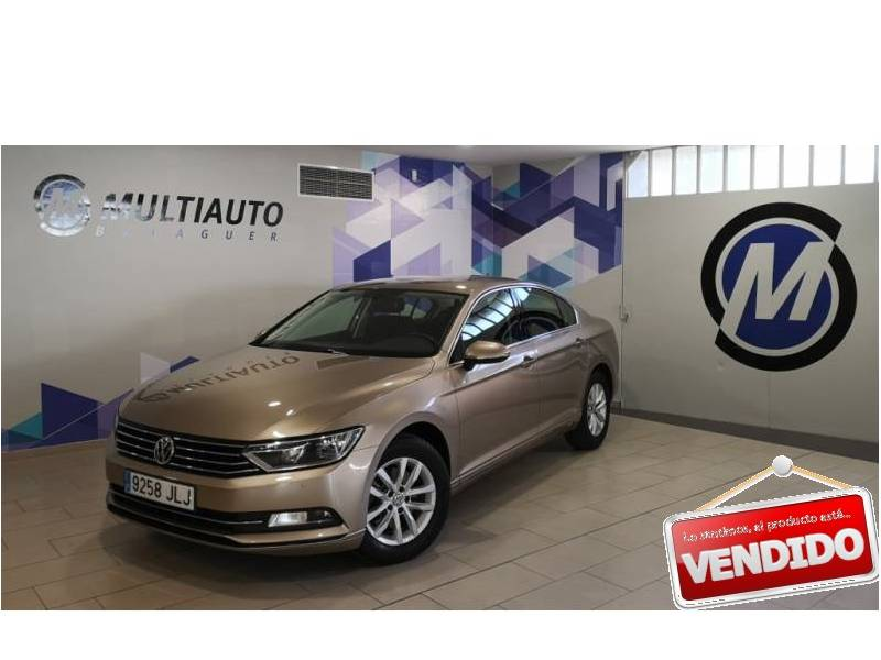 Volkswagen Passat 1.6 TDI 120CV BlueMotion