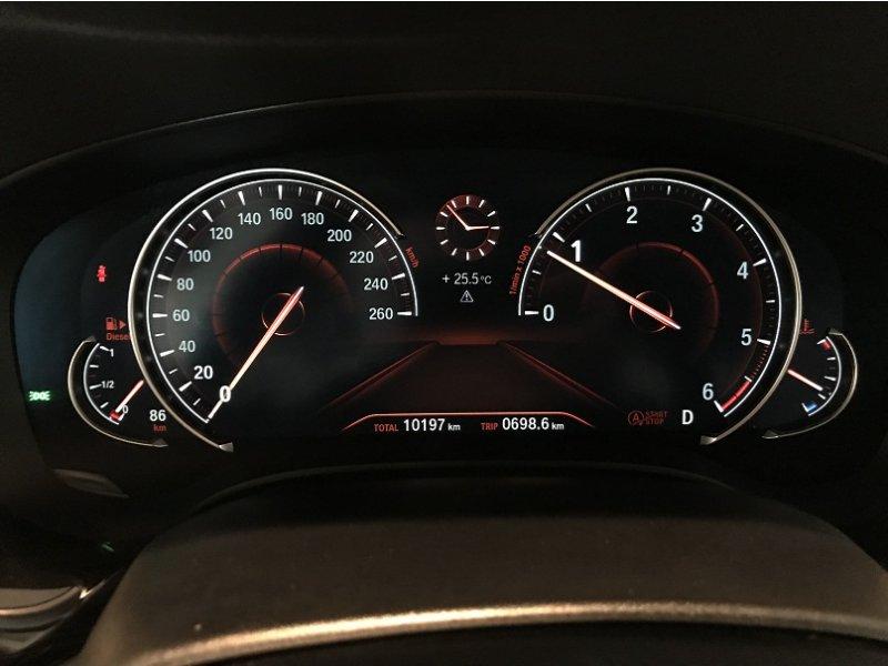 BMW Serie 5 520d 190 CV Sport Line