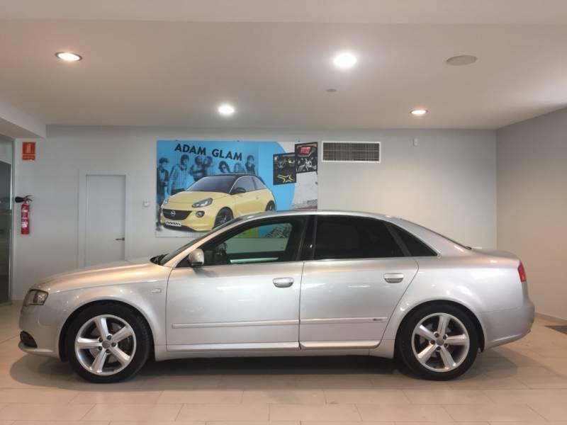 Audi A4 2.7 TDI MULTITRONIC
