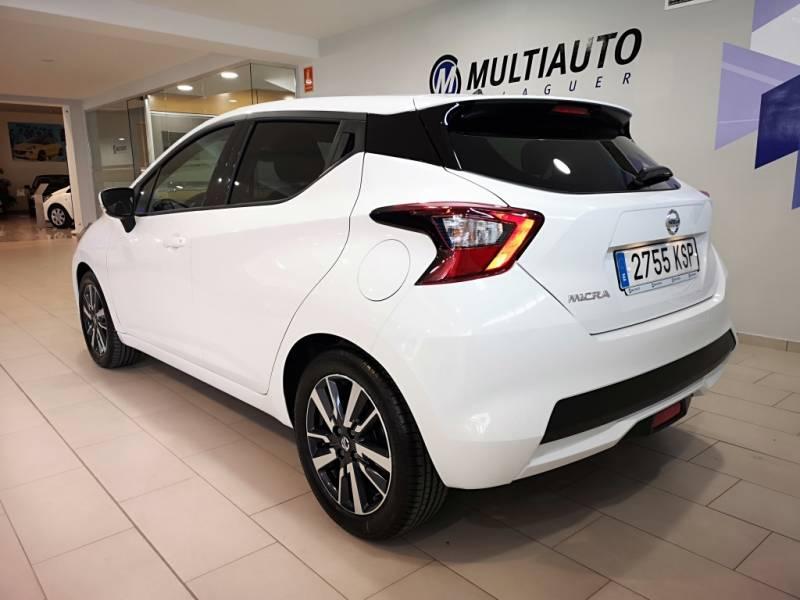 Nissan Micra IG-T 66 kW (90 CV) S&S Acenta