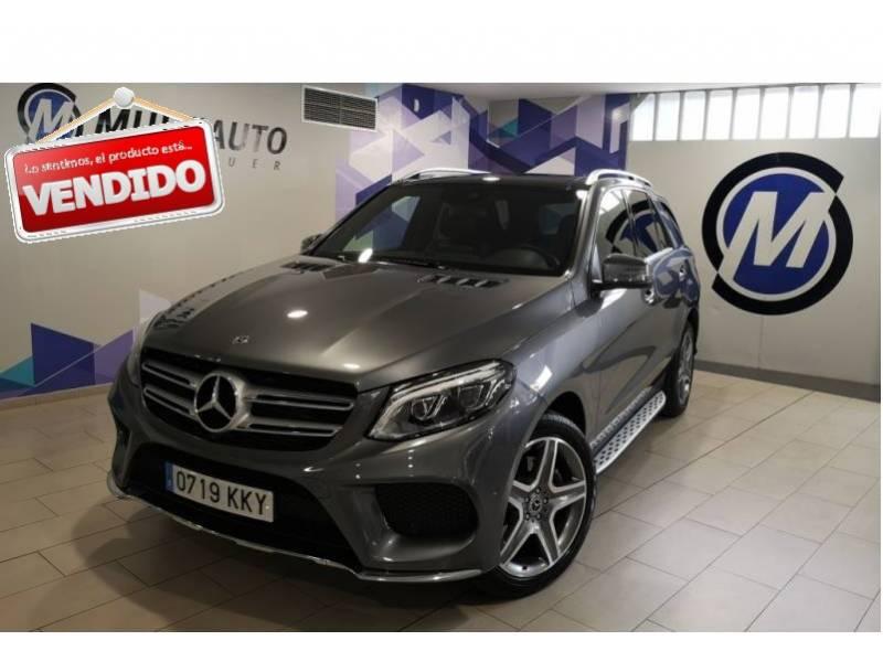 Mercedes-Benz Clase GLE GLE 250 d 4MATIC -