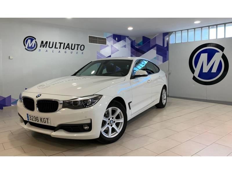 BMW Serie 3 318dA Gran Turismo -