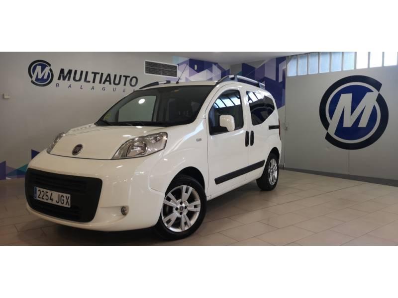 Fiat Qubo 1.3 Multijet 5 Plazas E5+ Dynamic