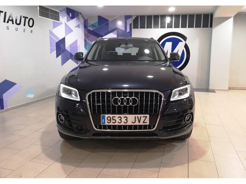 Audi Q5 2.0 TDI 140kW quattro S tronic Advanced