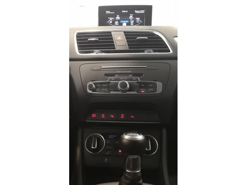 Audi Q3 2.0 TDI 150CV Sport edition