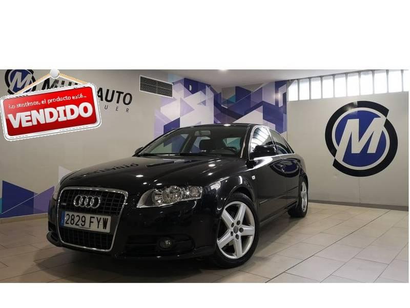 Audi A4 2.0 TDI 140cv quattro -