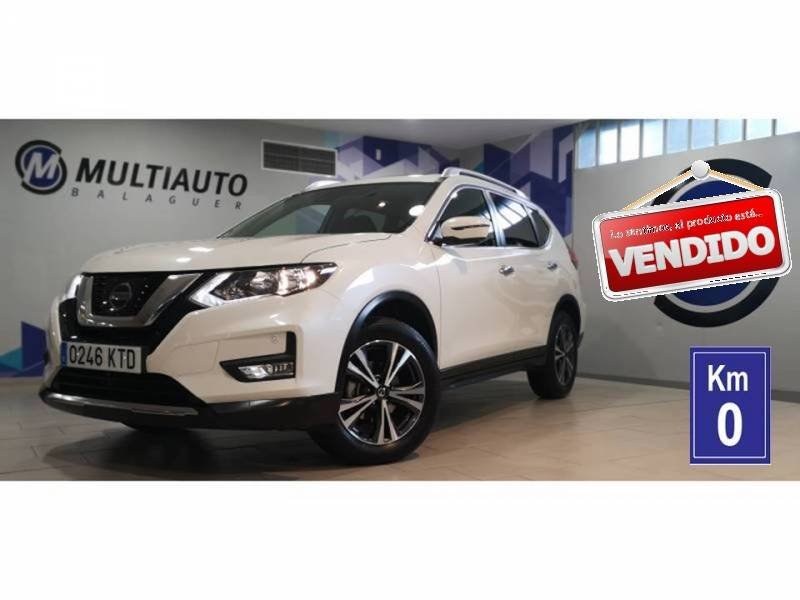 Nissan X-Trail 5 Plazas dCi 96 kW (130 CV) N-CONNECTA