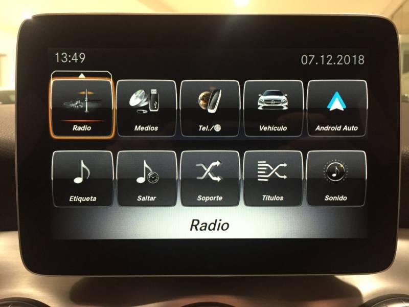 Mercedes-Benz Clase CLA CLA 200 d AMG Line