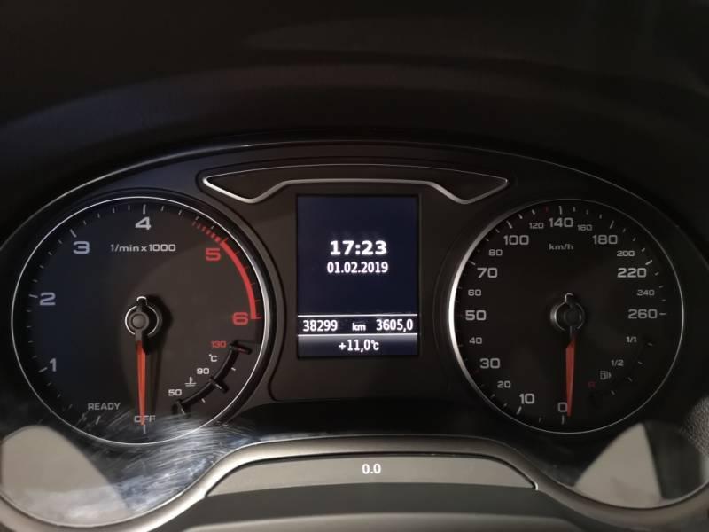 Audi A3 1.6 TDI Sportback
