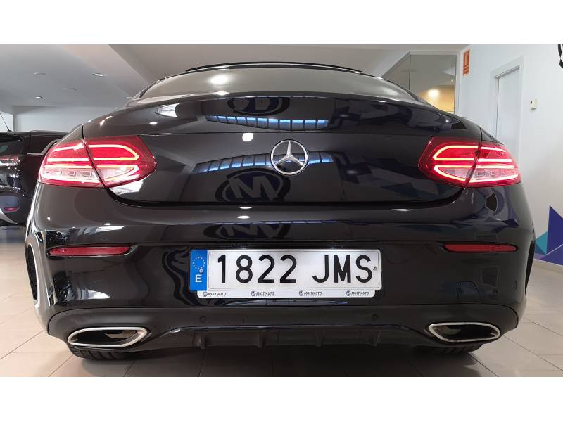 Mercedes-Benz Clase C C Coupé 300 -