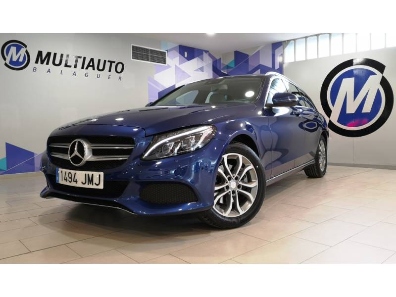 Mercedes-Benz Clase C C 220 d   Estate Sportive Avantgarde