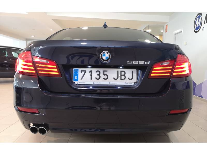 BMW Serie 5 525d 525d