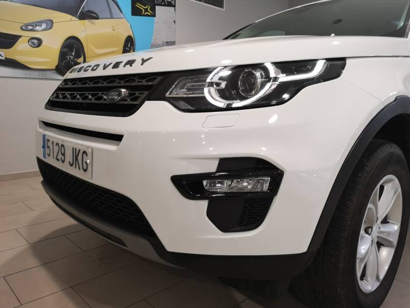 Land Rover Discovery Sport SD4 4WD SE