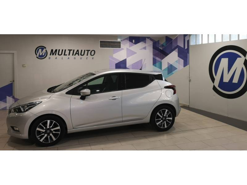 Nissan Micra 5p 1.5dCi N-CONNECTA