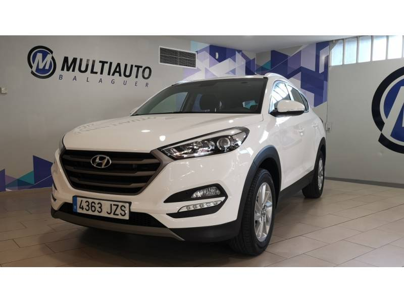 Hyundai Tucson 1.7CRDi 85kW (115CV) BD 25 Aniversa. 4x2 25 Aniversario