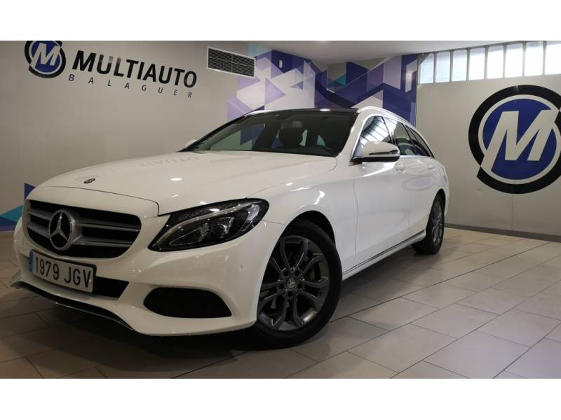 Mercedes-Benz Clase C C 220 BlueTEC   Estate Sportive Avantgarde