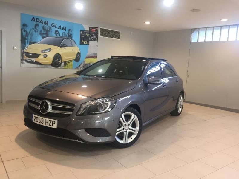 Mercedes-Benz Clase A A 200 CDI Urban