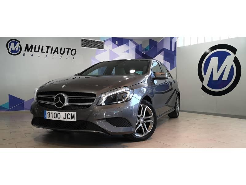 Mercedes-Benz Clase A A 200 CDI Style