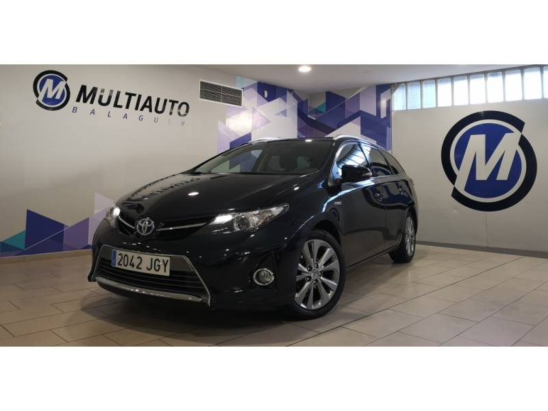 Toyota Auris Hybrid   Touring Sports Active